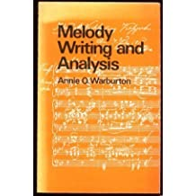 Melody Writing and Analysis
