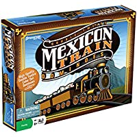 Pressman Toys Dominoes: Mexican Train Game