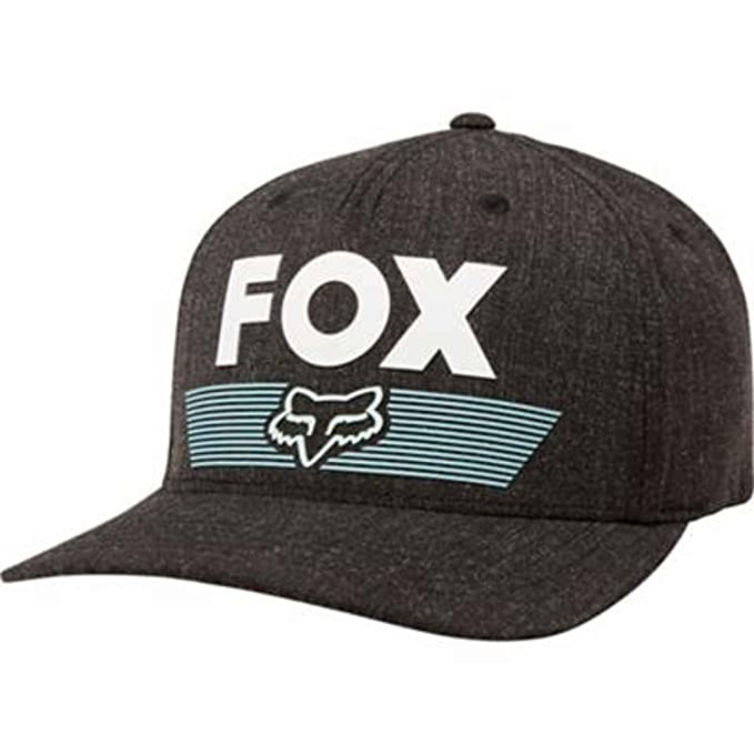 Fox Gorras Aviator Black Flexfit