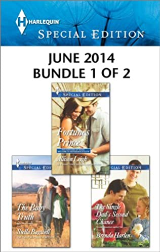 book cover of Harlequin Special Edition June 2014 - Bundle 1 of 2