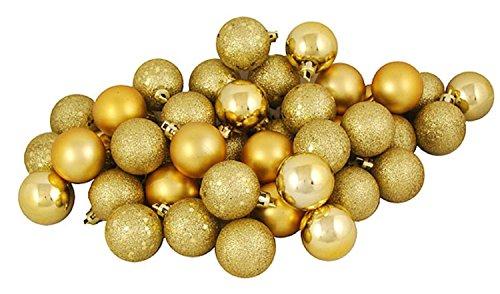 Shatterproof Vegas 4 Finish Christmas Ornaments product image