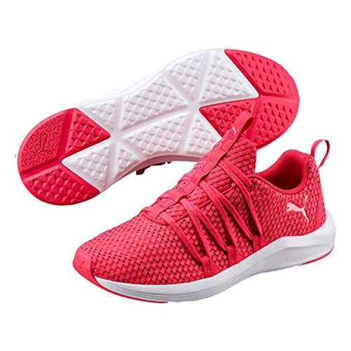 Rouge Baskets Prowl 02 Alt Weave Puma 190546 641A1B