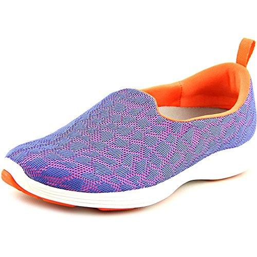 Vionic Women's Orthotic Mesh Shoes Slip-on Sneakers Agile Hydra Purple (10, Medium)