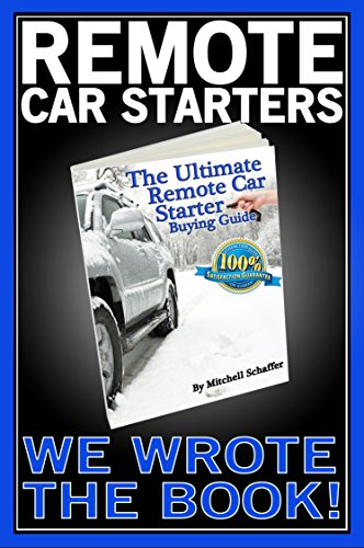 The Ultimate Remote Car Starter Buying Guide (English Edition)