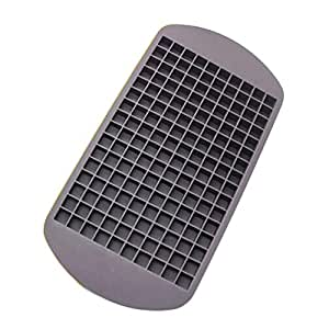 Large/Safe And Soft Silicon Ice Cube Tray, Coffee