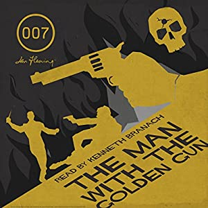 The Man with the Golden Gun (with Interview) Hörbuch