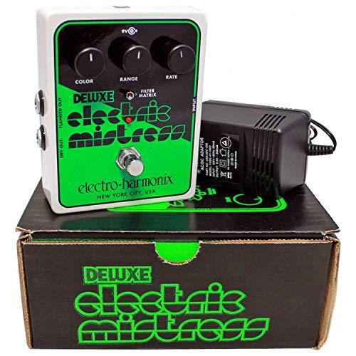 Electro-Harmonix Deluxe Electric Mistress XO Guitar Flange Effect ()