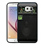 Case for Samsung Galaxy S6,Trace Elliot Bass Amplification Acoustic Music Speak Samsung Galaxy S6 Case - Black TPU Case