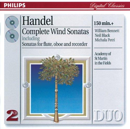 (Handel: Complete Wind Sonatas)