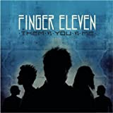 Them Vs You Vs Us by Finger Eleven
