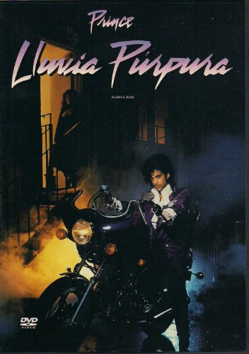 LLUVIA PURPURA (PURPLE RAIN) (On Purple Movies Dvd Rain)
