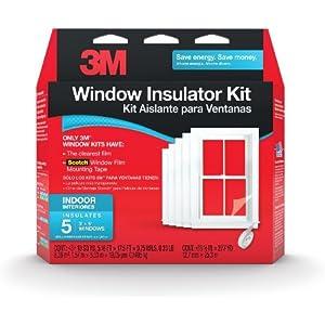 Lower Your Heating Bills With 3m Indoor Window Insulator