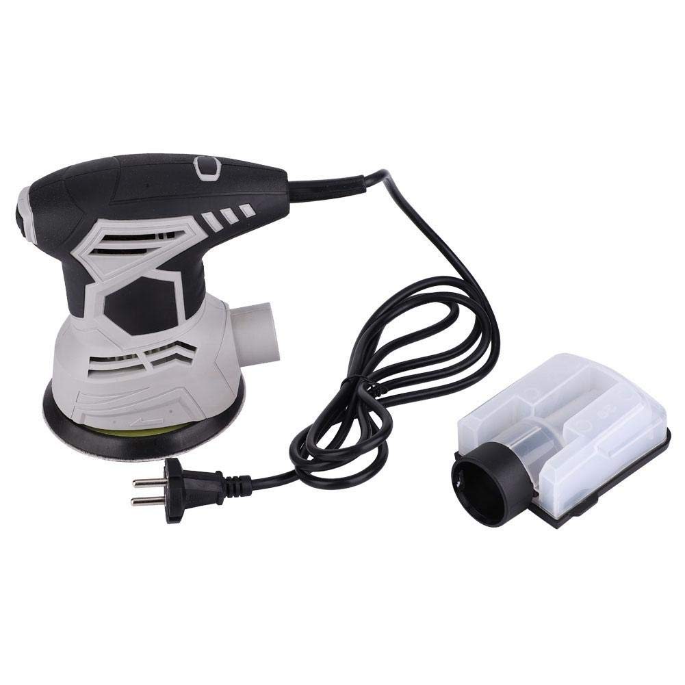 220V 240W Electric Machine,Wall Polishing Orbit Sander 12000r/min Rotary Sander EU Plug by YWBL-WH