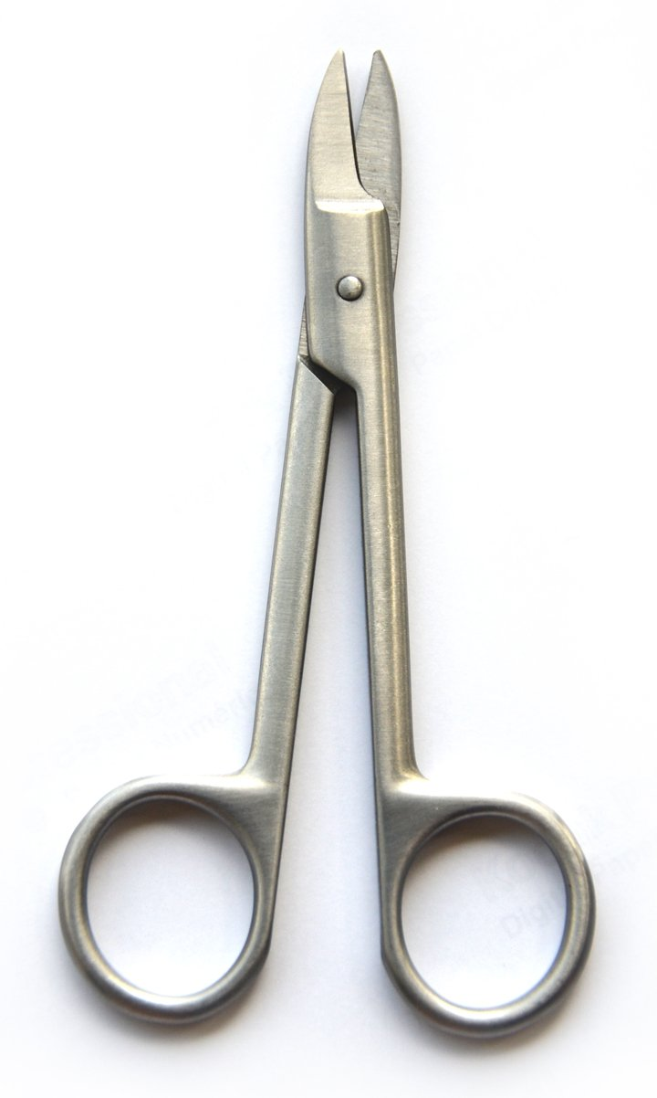 RYUGA RS-20 STAINLESS STEEL BUD SHEAR / WIRE CUTTER by Ryuga (Image #1)