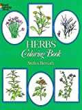 Herbs Coloring Book (Dover Nature Coloring Book)