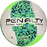 Bola Penalty Futsal Digital 500 Ultra Fusion VI d672e3663b6a4