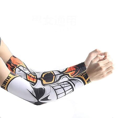 Tatuajes temporales Manga Manguito De Protección Solar Manga De ...