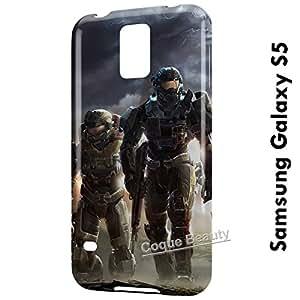 Carcasa Funda Galaxy S5 Halo Reach Protectora Case Cover