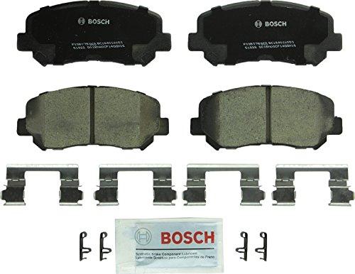 Bosch BC1640 QuietCast Premium Ceramic Front Disc Brake Pad Set