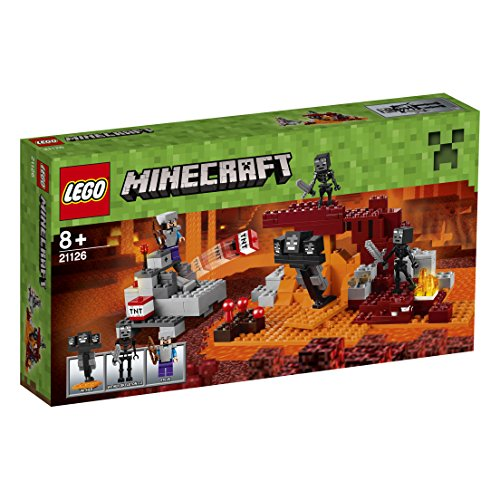 LEGO Minecraft - 21126 - Minecraft 4