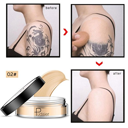 Super High Coverage Concealer Professional Full-Coverage and