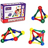 Jumbo G Magnetic Building Toy - 20 Pieces