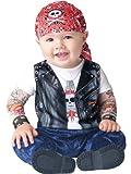 Incharacter Unisex-baby Biker Halloween Costume