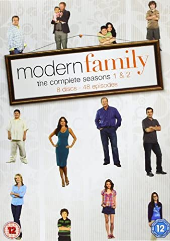 Modern Family: Seasons 1 and 2 [Region 2] (Modern Family Dvd Season 2)