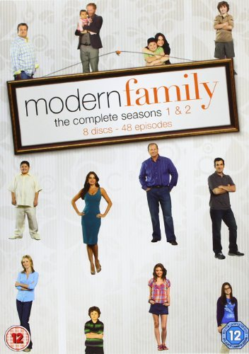 Modern Family: Seasons 1 and 2 [Region 2]