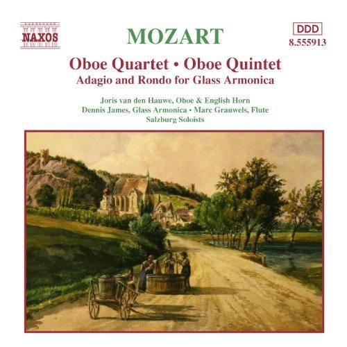 (Mozart: Oboe Quartet, K. 370 / Oboe Quintet, K. 406a)