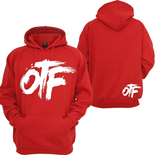 OTF Hoodie Only The Family OTF 600 Trap House Gucci Hip Hop Rap Music Sweatshirt ()