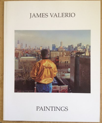 Used, James Valerio: Paintings 1993 - 2003: April - May 2003 for sale  Delivered anywhere in USA