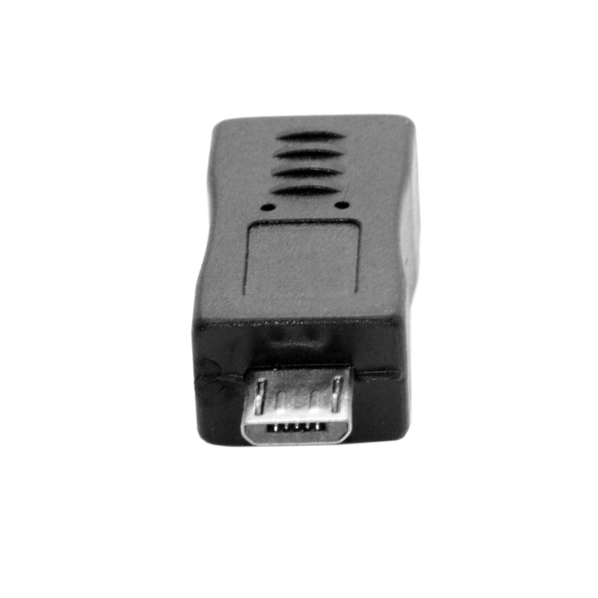 YOUKITTY Micro USB 5 Pin Male to Mini Female Mini Size USB Data Charge Adapter for Cell Phone /& Tablet