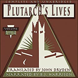 Plutarch's Lives, Volume 1 of 2