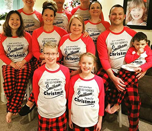 Keephen Conjunto A Familia Juego Navidad La De Pijamas Dad 5 SSFtdxr