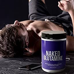 Pure L-Glutamine Made in the USA - 200 Servings - 1,000g, 2.2lb Bulk, Vegan, Non-GMO, Gluten and Soy Free. Minimize Muscle Breakdown & Improve Protein Metabolism. Nothing Artificial