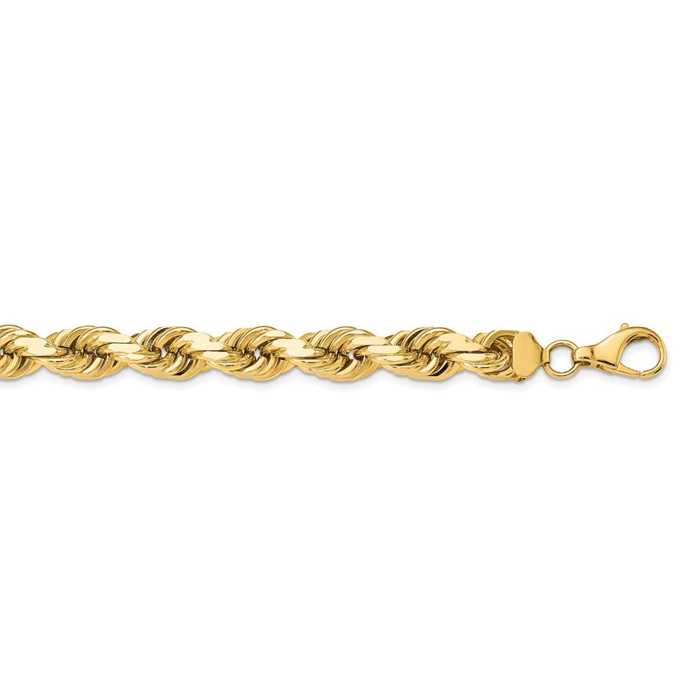 14K Yellow Gold Feather Charm Pendant MSRP $102