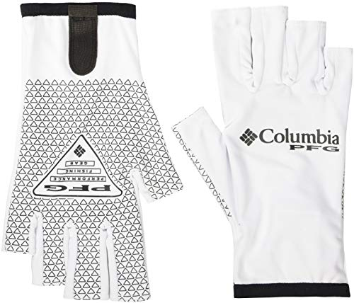 - Columbia Unisex Terminal Tackle Fishing Glove, White, Large/X-Large