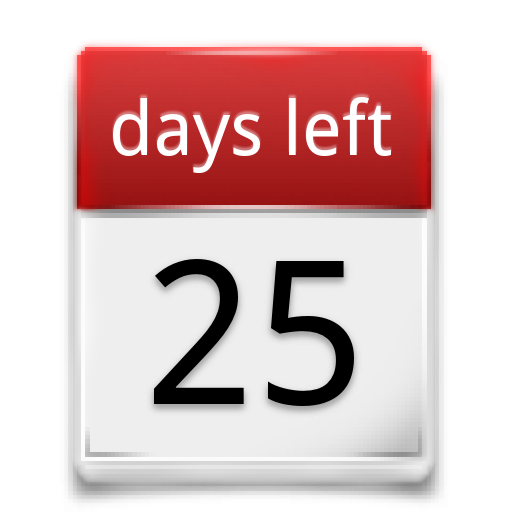 Amazon Com Days Left Widget Pro Appstore For Android