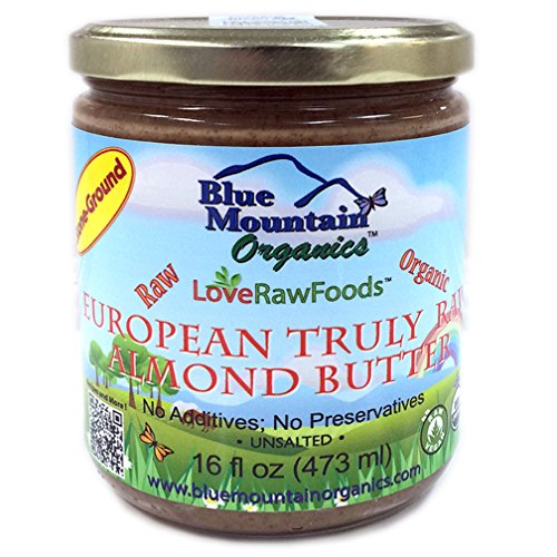 Foods Organic European Almond Butter product image
