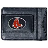 MLB Boston Red Sox Cash and Card Holder