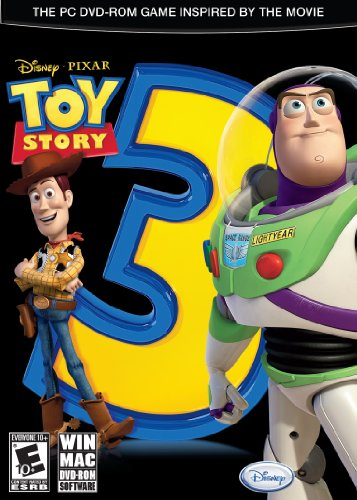 Toy Story 3 The Video Game - PC