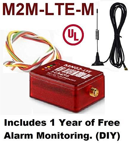 Virtual Alarm M2M-LTE-Mini-Cell Cellular Alarm Monitoring Transmitter by VirtuAlarm