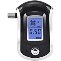 Detector de Alcohol de alcoholímetro AT-6000 Pantalla LCD