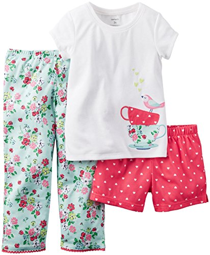Carters Little Girls Graphic Toddler