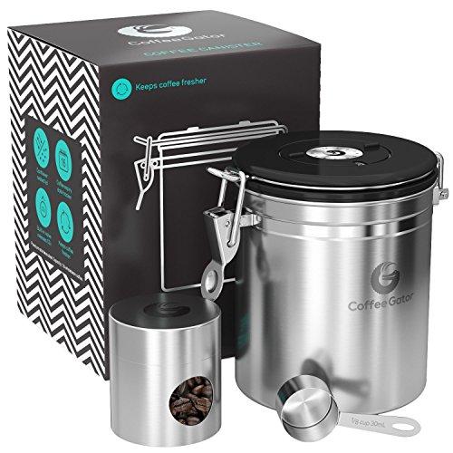 Coffee Ground Storage Amazoncom