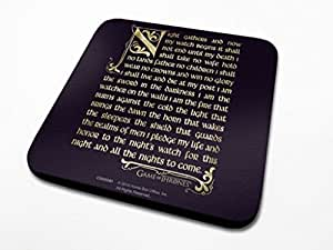 Game of Thrones - Oath - Coaster by NNG