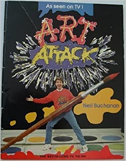 Book Art Attack (Young Headway Books) by Neil Buchanan (1999-06-03)