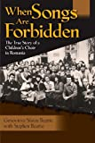 When Songs are Forbidden, Genovieva Sfatcu Beattie and Stephen Beattie, 1933204826