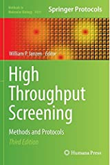 High Throughput Screening: Methods and Protocols: 1439 (Methods in Molecular Biology) (2016-07-03) Hardcover